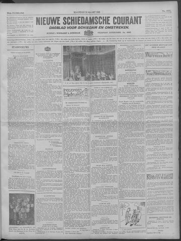 Nieuwe Schiedamsche Courant 1933-03-20