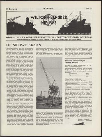 Wilton Fijenoord Nieuws 1949-10-01