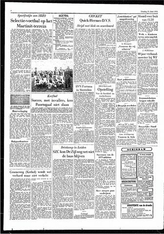 Rotterdamsch Parool / De Schiedammer 1955-06-21