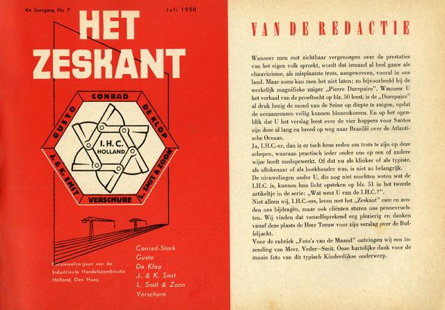 Het Zeskant 1950-07-01