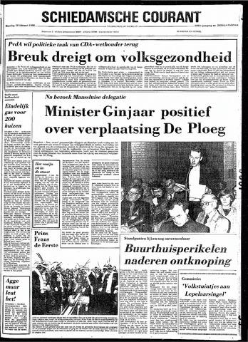 Rotterdamsch Nieuwsblad / Schiedamsche Courant / Rotterdams Dagblad / Waterweg / Algemeen Dagblad 1980-02-18
