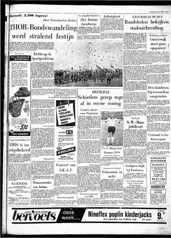 Rotterdamsch Parool / De Schiedammer 1964-06-08