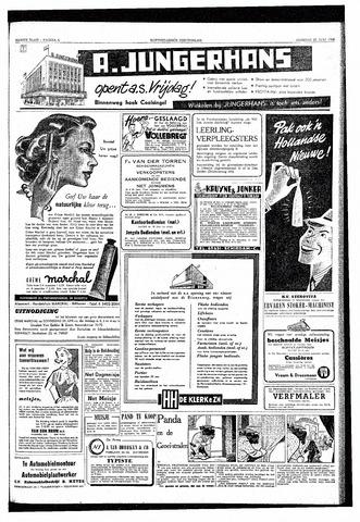 Rotterdamsch Nieuwsblad / Schiedamsche Courant / Rotterdams Dagblad / Waterweg / Algemeen Dagblad 1953-06-23
