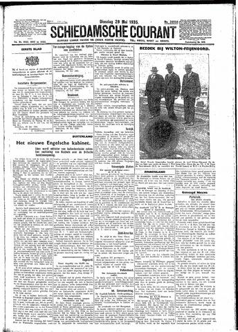 Schiedamsche Courant 1935-05-28