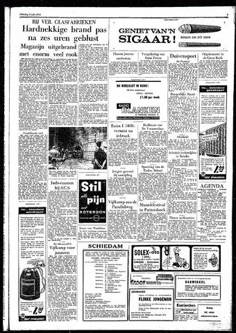 Rotterdamsch Parool / De Schiedammer 1961-07-04