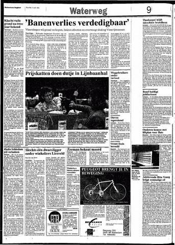 Rotterdamsch Nieuwsblad / Schiedamsche Courant / Rotterdams Dagblad / Waterweg / Algemeen Dagblad 1991-04-15