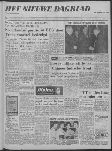 Nieuwe Schiedamsche Courant 1962-11-23