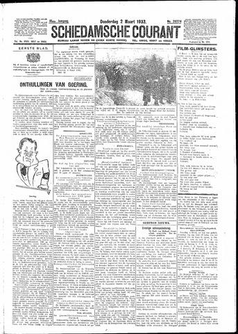 Schiedamsche Courant 1933-03-02