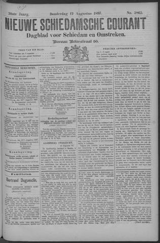 Nieuwe Schiedamsche Courant 1897-08-12