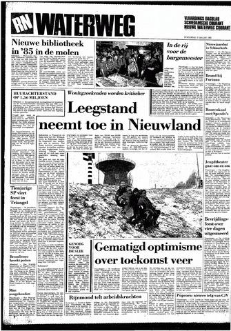 Rotterdamsch Nieuwsblad / Schiedamsche Courant / Rotterdams Dagblad / Waterweg / Algemeen Dagblad 1985-01-03