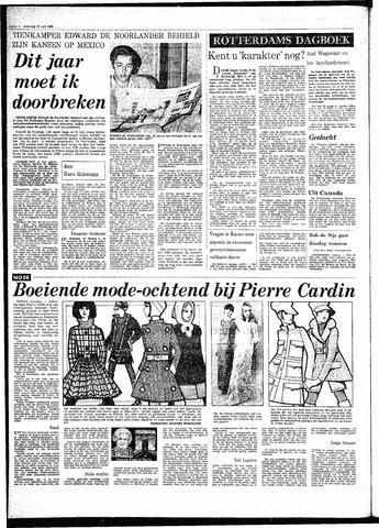 Rotterdamsch Parool / De Schiedammer 1968-07-27