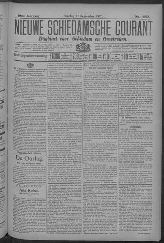 Nieuwe Schiedamsche Courant 1917-09-11