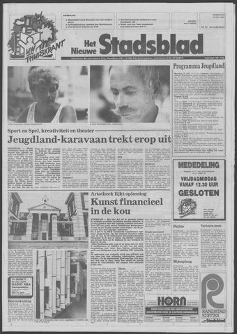 Het Nieuwe Stadsblad 1987-07-08