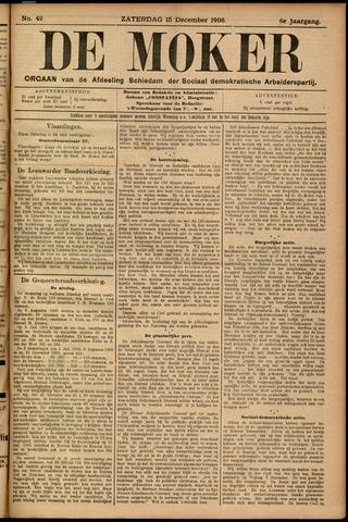 De Moker 1906-12-15