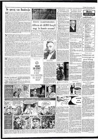 Rotterdamsch Parool / De Schiedammer 1959-12-18