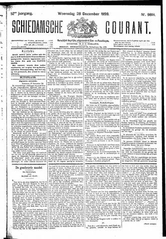 Schiedamsche Courant 1898-12-28