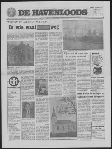 De Havenloods 1972-01-18