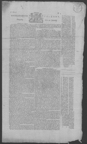 Rotterdamse Courant 1823-01-21