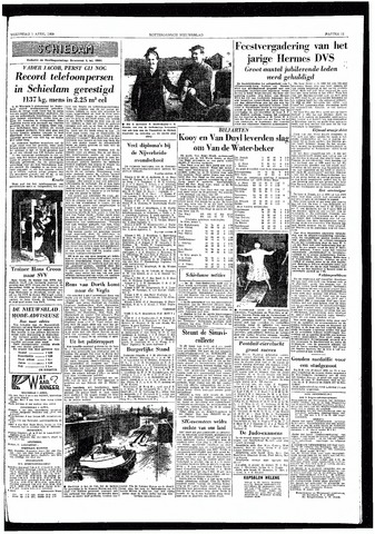 Rotterdamsch Nieuwsblad / Schiedamsche Courant / Rotterdams Dagblad / Waterweg / Algemeen Dagblad 1959-04-01