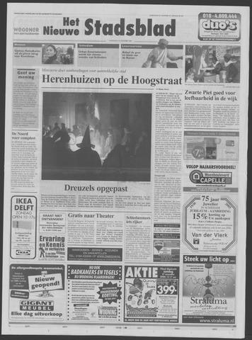 Het Nieuwe Stadsblad 2005-11-23
