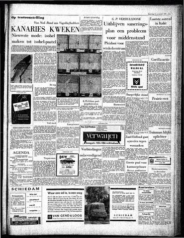 Rotterdamsch Parool / De Schiedammer 1963-11-30