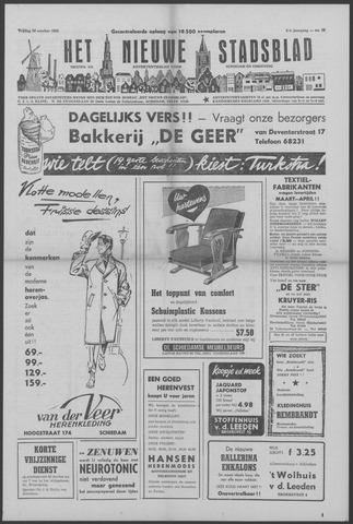 Het Nieuwe Stadsblad 1956-10-26