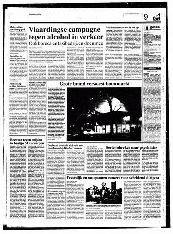Rotterdamsch Nieuwsblad / Schiedamsche Courant / Rotterdams Dagblad / Waterweg / Algemeen Dagblad 1998-11-30