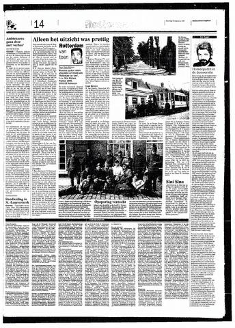 Rotterdamsch Nieuwsblad / Schiedamsche Courant / Rotterdams Dagblad / Waterweg / Algemeen Dagblad 1993-08-28