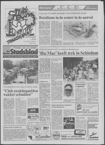 Het Nieuwe Stadsblad 1990-07-20