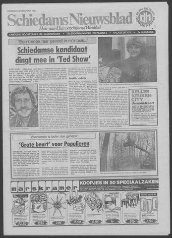 Schiedams Nieuwsblad 1982-12-08