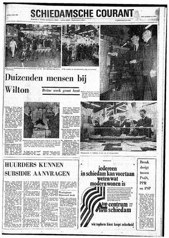 Rotterdamsch Nieuwsblad / Schiedamsche Courant / Rotterdams Dagblad / Waterweg / Algemeen Dagblad 1974-04-05