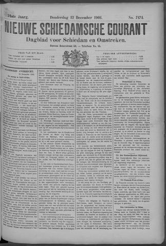 Nieuwe Schiedamsche Courant 1901-12-12