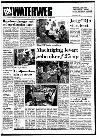 Rotterdamsch Nieuwsblad / Schiedamsche Courant / Rotterdams Dagblad / Waterweg / Algemeen Dagblad 1987-06-09