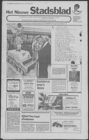 Het Nieuwe Stadsblad 1978-10-20