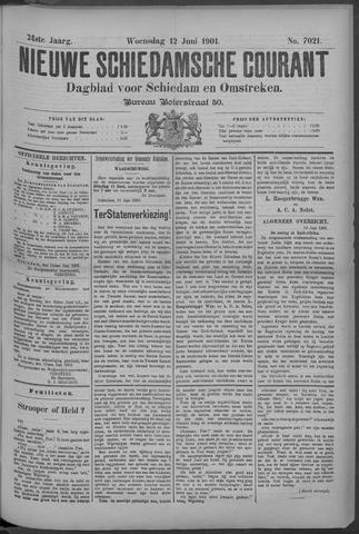 Nieuwe Schiedamsche Courant 1901-06-12