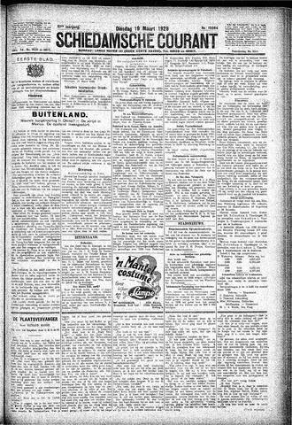Schiedamsche Courant 1929-03-19