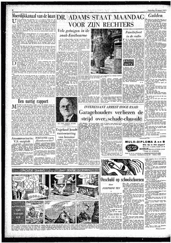 Rotterdamsch Parool / De Schiedammer 1957-03-16