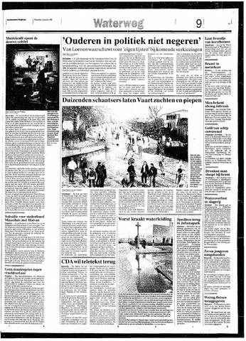 Rotterdamsch Nieuwsblad / Schiedamsche Courant / Rotterdams Dagblad / Waterweg / Algemeen Dagblad 1993-01-04