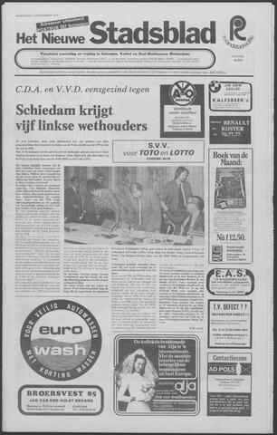 Het Nieuwe Stadsblad 1974-09-04