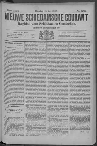 Nieuwe Schiedamsche Courant 1897-05-18