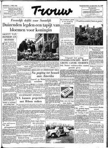 Trouw / De Rotterdammer 1956-05-01