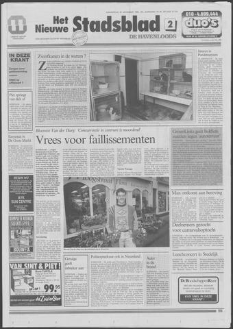 Het Nieuwe Stadsblad 1995-11-30