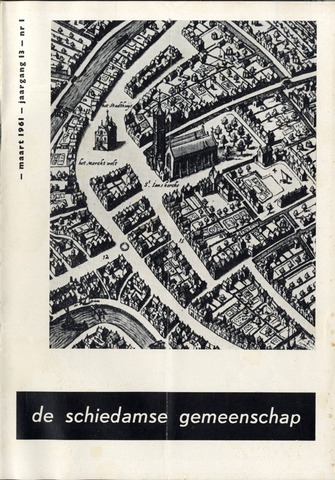 Schiedamse Gemeenschap (tijdschrift) 1961-03-01