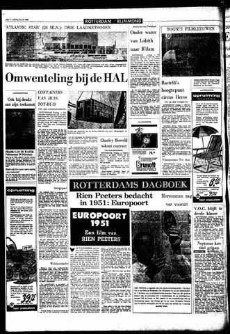 Rotterdamsch Parool / De Schiedammer 1966-07-15