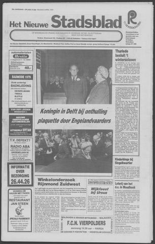 Het Nieuwe Stadsblad 1979-04-06