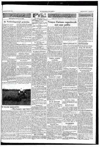 Rotterdamsch Nieuwsblad / Schiedamsche Courant / Rotterdams Dagblad / Waterweg / Algemeen Dagblad 1953-05-27