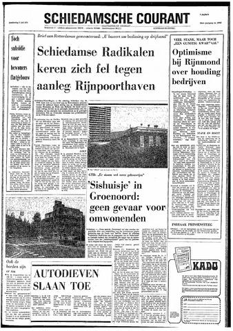 Rotterdamsch Nieuwsblad / Schiedamsche Courant / Rotterdams Dagblad / Waterweg / Algemeen Dagblad 1974-07-11