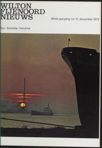 Wilton Fijenoord Nieuws 1973-12-01