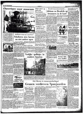Trouw / De Rotterdammer 1962-07-12