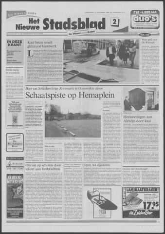 Het Nieuwe Stadsblad 1998-09-10